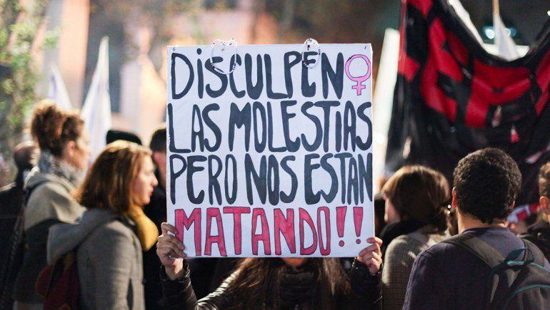 Cutral Co pide una línea gratuita para violencia de género