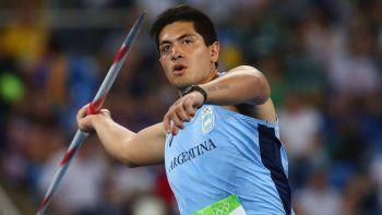 murio el atleta olimpico braian toledo en un accidente
