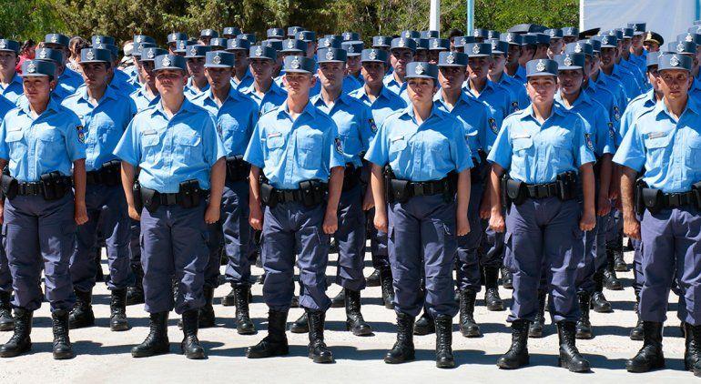 Está abierta la inscripción para las carreras de Policía
