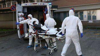 coronavirus: en italia hay 17 muertos