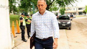 Tomei cruzó a Burlando y lo denunció por apología del delito