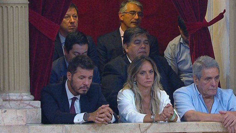 Tinelli: entre Ricky Martin y Alberto Fernández