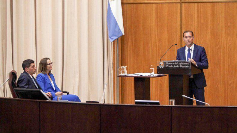 Gutiérrez envía ley para una nueva coparticipación