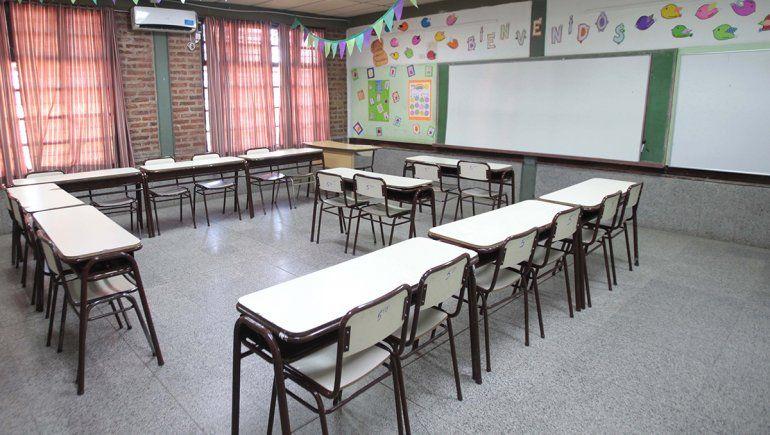 Gutiérrez: No me imagino el regreso a clases antes de septiembre