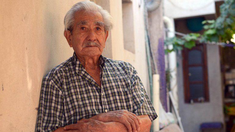 Choconazo: Pedro Alarcón, protagonista de la huelga.