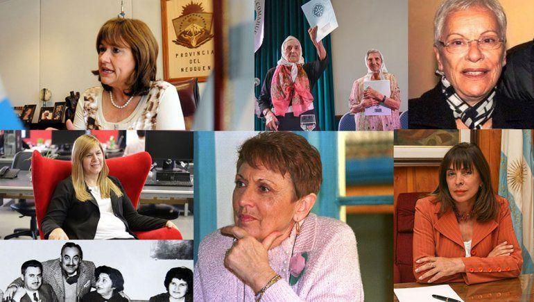 La vida de las mujeres en la política neuquina