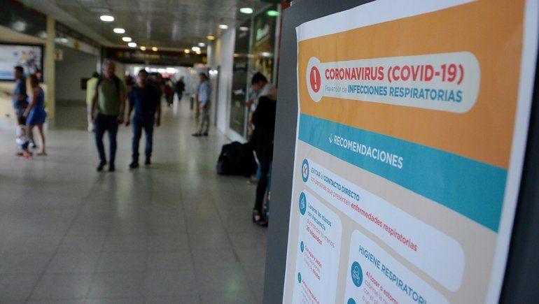 Analizan nuevo caso sospechoso de coranavirus y ya son cuatro en Neuquén