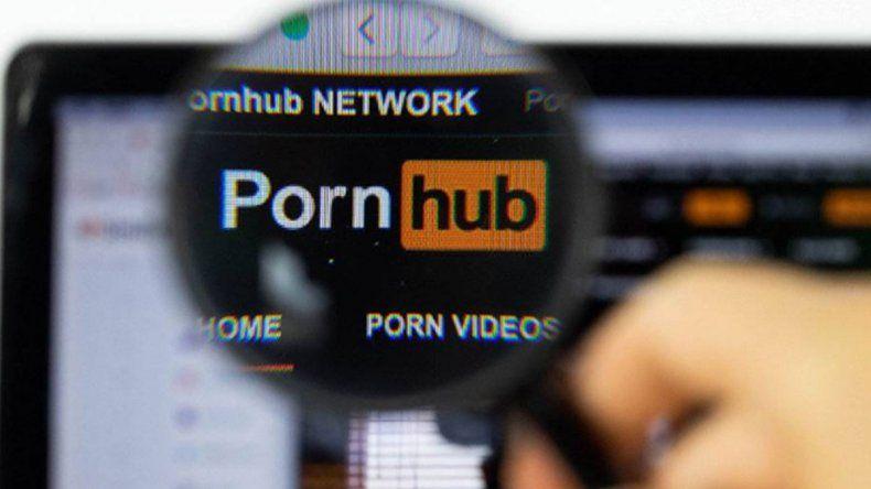 Una página porno libera su contenido para los italianos