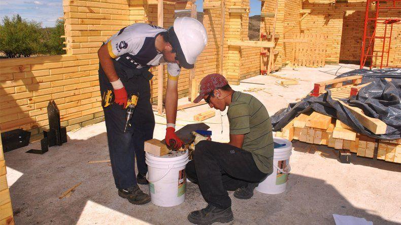 Construyen salón para mapuches de Los Miches