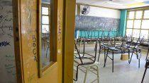 guagliardo: la vuelta a las aulas se ve cada vez mas lejos
