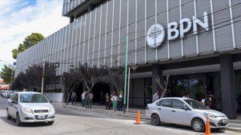 el bpn extiende la atencion hasta las 15 por el pago a jubilados