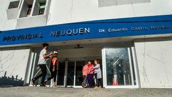 Lammel sostuvo que los contagios del Castro Rendón no fueron en el hospital