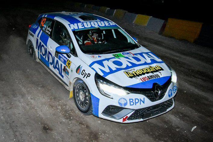 Martín Suriani seguirá manejando el Clio RSR Rally 5 de Renault Sport en Sudamérica.