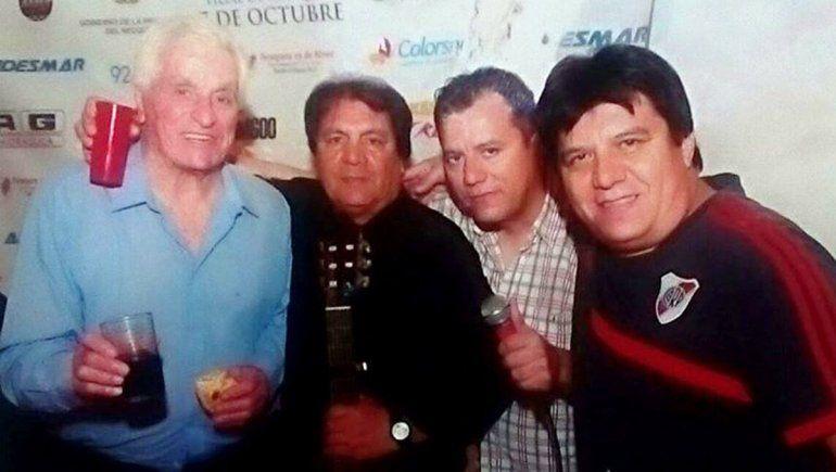 El chivo más rico de mi vida que Amadeo Carrizo comió con sus gloriosas manos en Neuquén