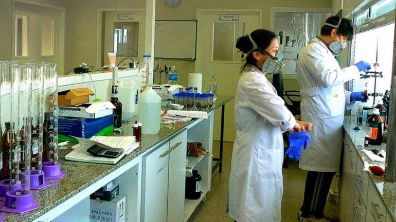 Cómo funciona el Laboratorio Central de Neuquén