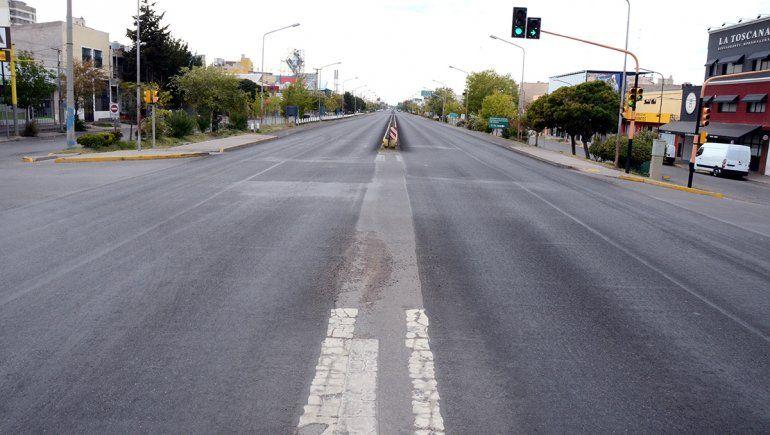Por la cuarentena cayó 70% el delito en Neuquén