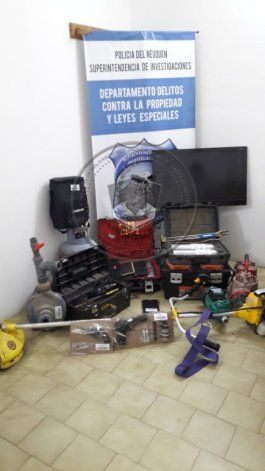 Identifican a 4 ladrones por robos en Sapere y Provincias Unidas