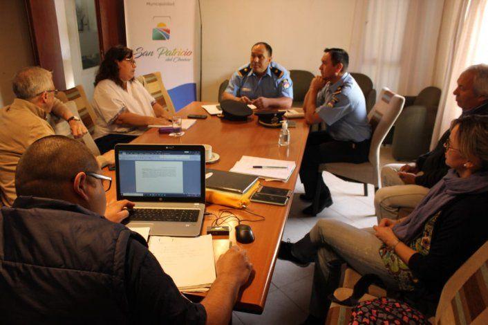 Coronavirus: Bertoya encabeza el comité de crisis de San Patricio del Chañar.