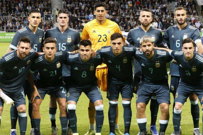 Emotivo: con dos figuras infectadas, la Selección argentina ruega quedate en casa