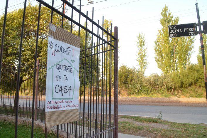 Los vecinos crean conciencia social en Cipolletti