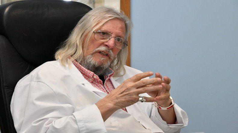 Un infectólogo asegura que encontró una potencial cura para el coronavirus