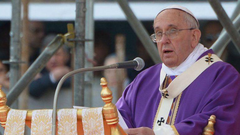 Por convocatoria de Francisco, la Iglesia neuquina orará este miércoles