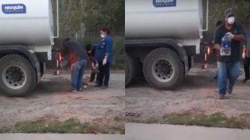 cortes: el epas limpiara con buzos ingreso a la planta potabilizadora