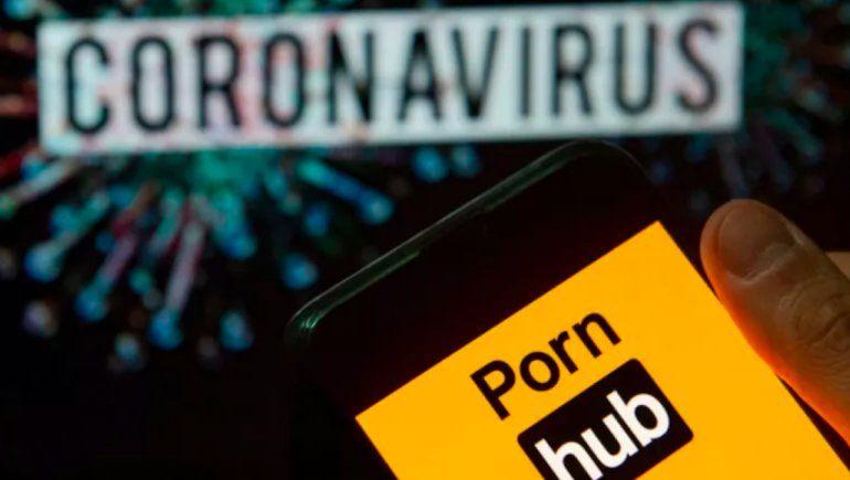 Porno gratis: Pornhub liberó su contenido premium en Argentina