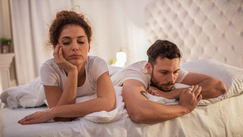 Bajó el apetito sexual de las parejas durante la cuarentena obligada
