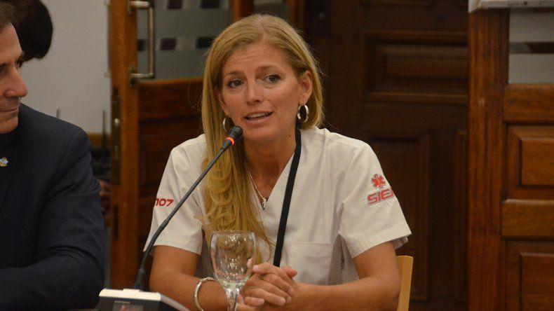 Directora del SIEN: Buscamos evitar que la gente asista a las guardias hospitalarias