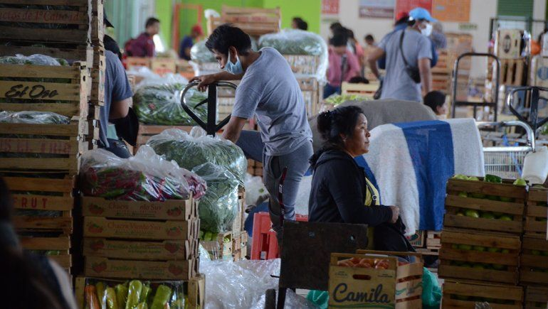 Más consumo de cítricos y verduras por la pandemia