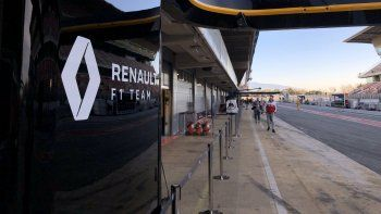 Renault se quedó sin clientes para entregarles motores dentro de la Fórmula 1