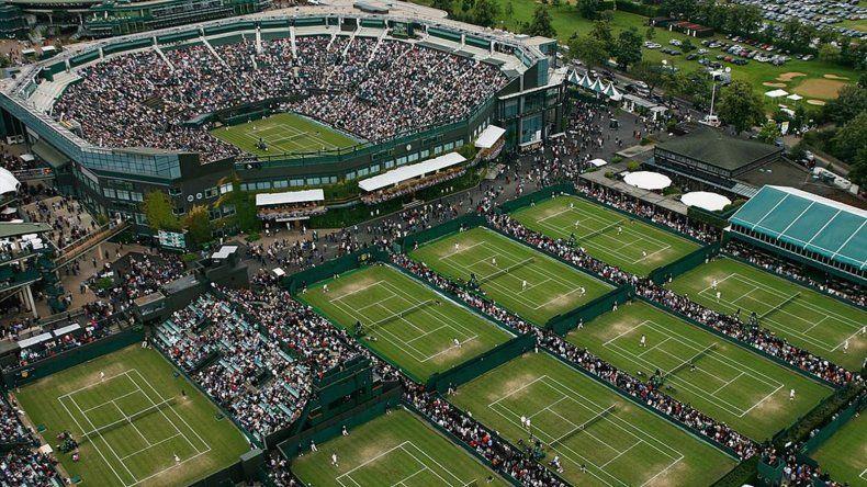 Wimbledon, otro Grand Slam cerca de suspenderse por el coronavirus