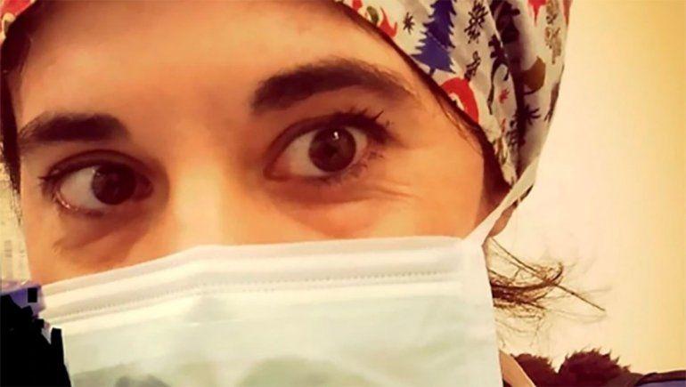 Se suicidó una enfermera italiana que contrajo la enfermedad