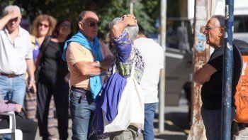 cuarentena: en el oeste se vivio como un dia normal