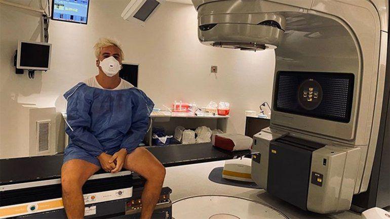 El emotivo posteo de Fede Bal por el inicio del tratamiento contra el cáncer