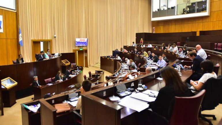 La Legislatura aprobó la Emergencia Sanitaria