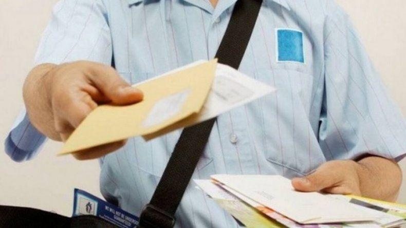 Correo: cambios en las entregas para evitar contacto