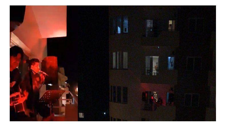 El recital que encendió los balcones de Neuquén y explotó en las redes