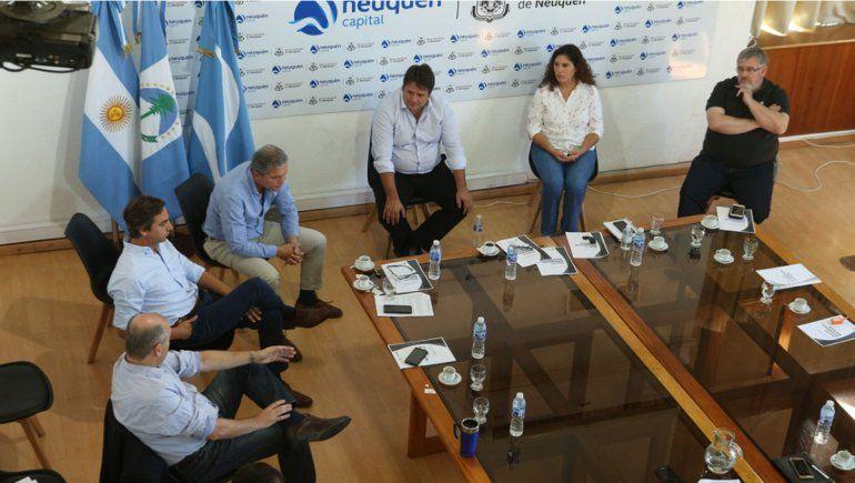 Ciudad: la oposición apoya las medidas del oficialismo en la emergencia sanitaria