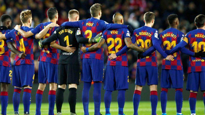 Messi rechazó la reducción de su salario