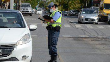 oeste neuquino: demoraron a 40 incumplidores y ya son 100