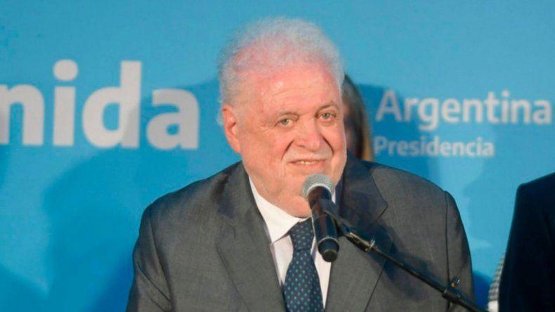 Ginés González García explicó cómo será el reparto de respiradores a las provincias.