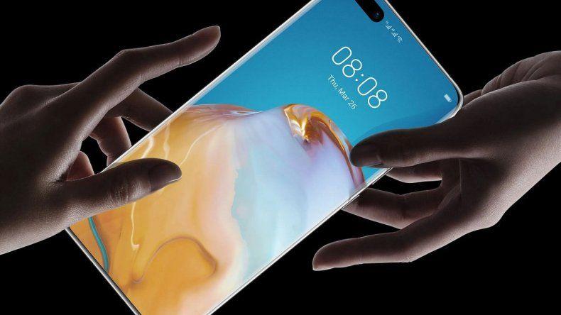 Huawei presentó el P40 Pro+, su nuevo celular de alta gama