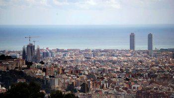 en europa, se observo la mayor caida de la contaminacion