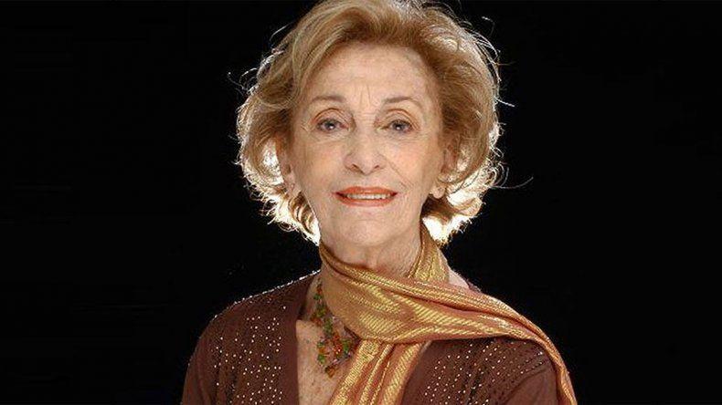 Andino le erró feo al dar por muerta a Hilda Bernard