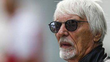 Bernie Ecclestone señaló que lo mejor sería desestimar la temporada 2020 de la Fórmula 1.