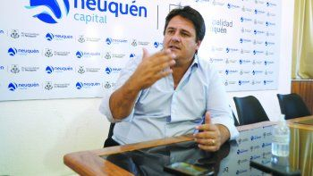 Mariano Gaido definió un paquete de medidas para Neuquén.