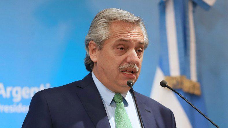 Alberto Fernández: No podemos terminar la cuarentena ahora
