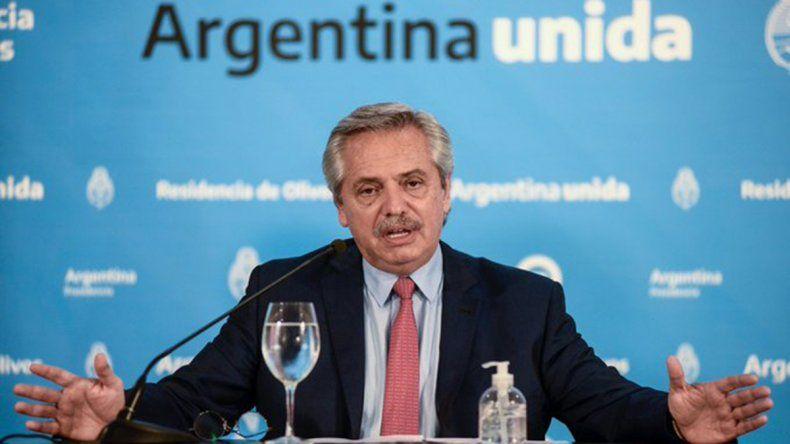 Confirmado: Alberto Fernández extendió el aislamiento hasta el 12 de abril